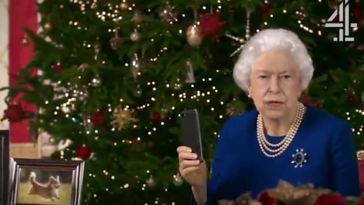 Channel 4 shows its first title from The Queen