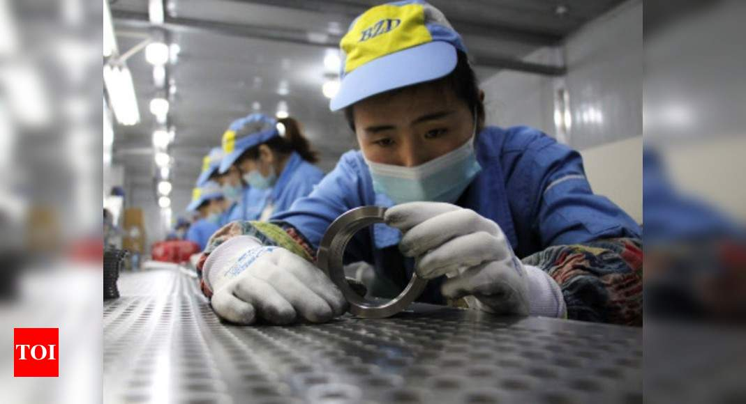 Report: China overtakes the United States as the world's largest economy by 2028